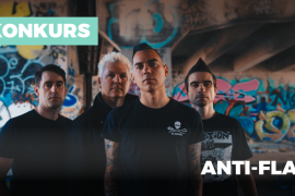 Anti-Flag, Stick To Your Guns - konkurs