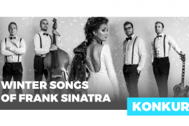 Winter Song Of Frank Sinatra w Auli UAM