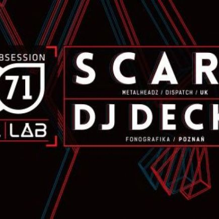 DrumObsession #71 with Scar, DJ Decks